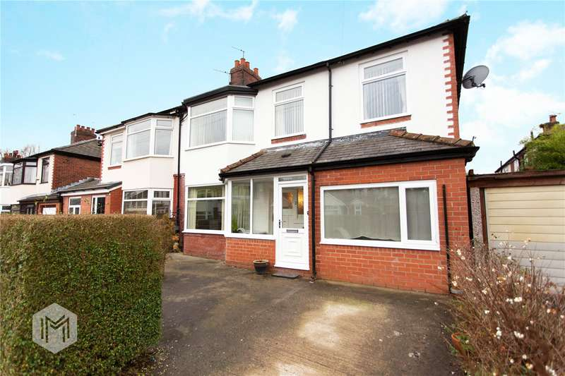 5 Bedrooms Semi Detached House for sale in Larch Avenue, Swinton, Manchester, M27