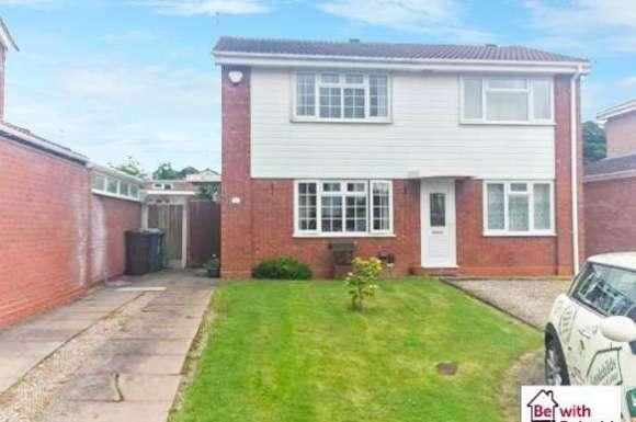 2 Bedrooms Detached House for rent in Wistwood Hayes, Moseley Parklands Estate