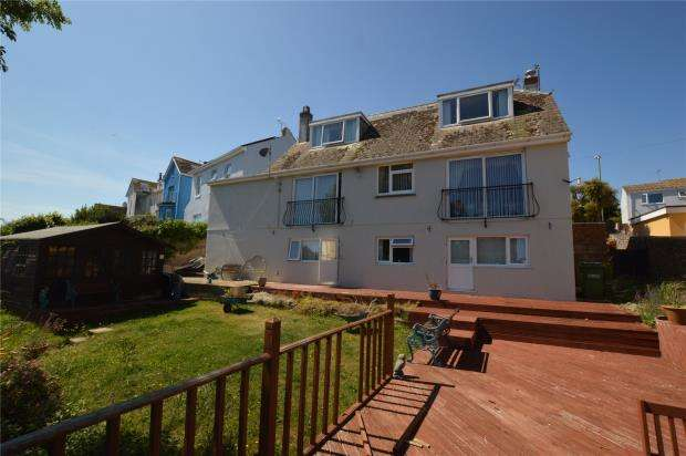 4 Bedrooms Detached House for sale in South Furzeham Road, Brixham, Devon