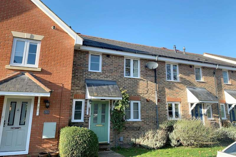 2 Bedrooms Terraced House for sale in Millmead Way, Hertford