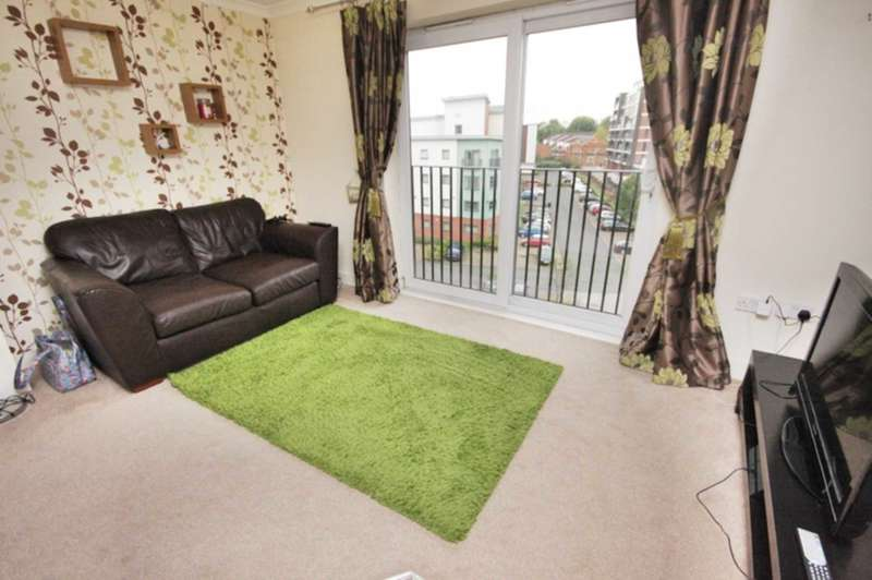 2 Bedrooms Apartment Flat for sale in Woden Street, Salford