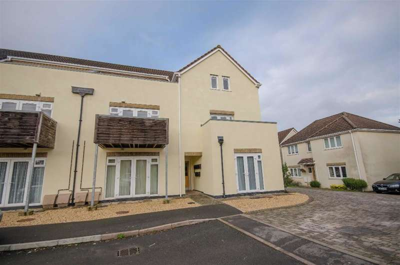 2 Bedrooms Flat for sale in The Old Orchard, Mangotsfield, Bristol, BS16 9AE