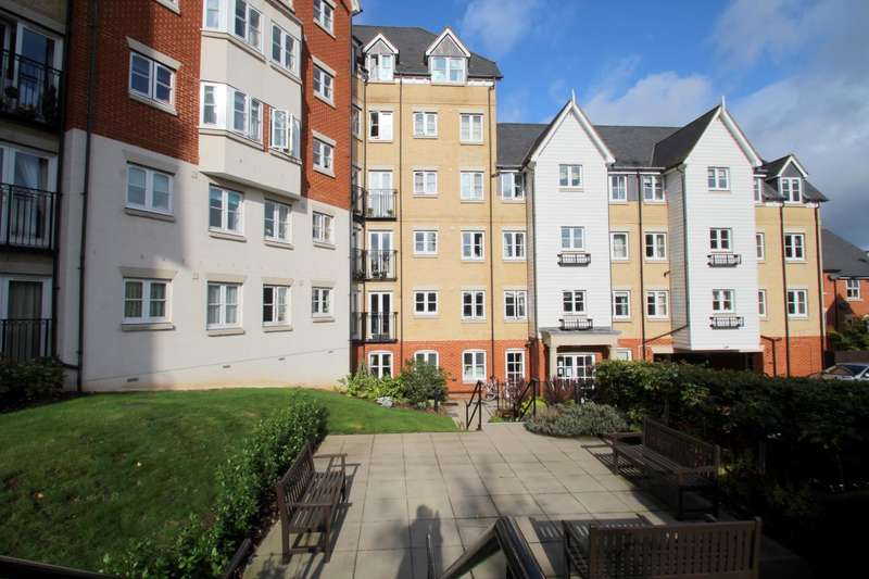 1 Bedroom Retirement Property for sale in Salter Court, St. Mary's Heights, Colchester