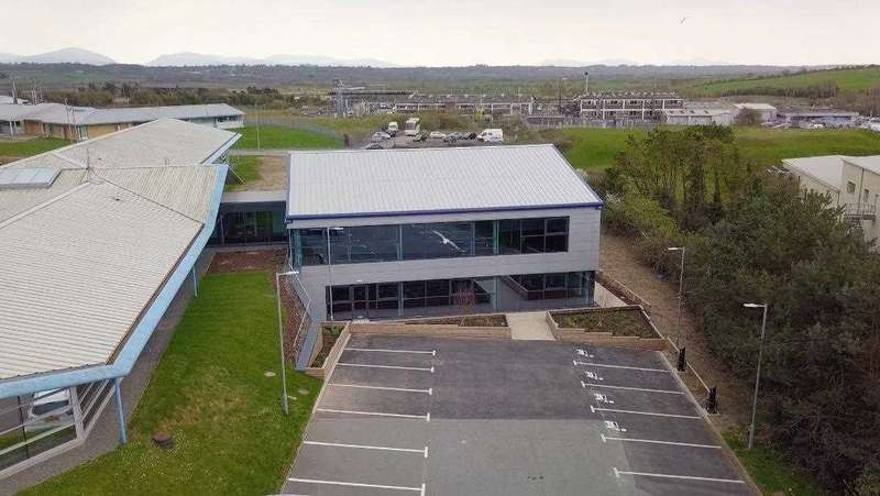 Commercial Property for sale in Suite B, (Lower Ground Floor) Anglesey Business Centre, Bryn Cefni, Llangefni