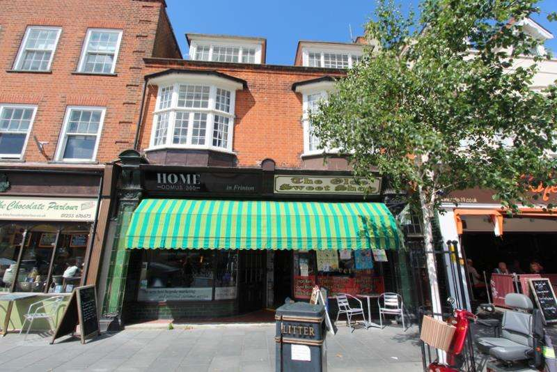 Commercial Property for sale in Connaught Avenue, Frinton on Sea