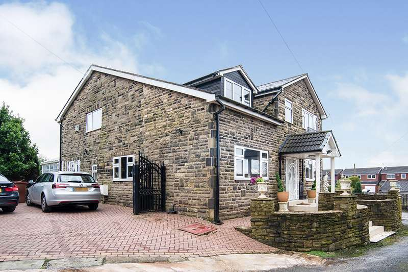 4 Bedrooms Detached House for sale in Black Clough Cottage Black Clough, Shaw, Oldham, OL2
