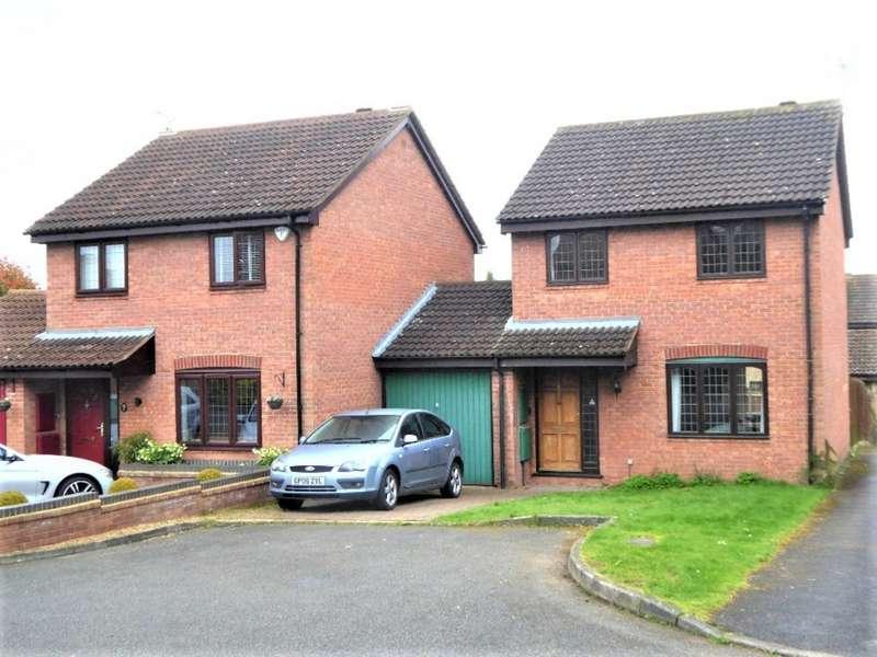 3 Bedrooms Property for rent in Berkley Close, Jersey Farm AL4