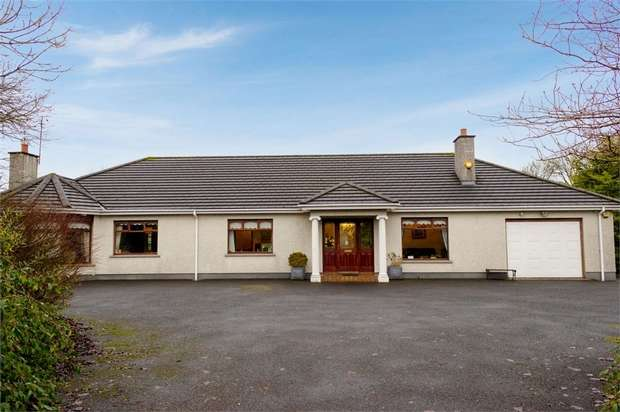 4 Bedrooms Detached Bungalow for sale in Greenhill Road, Ballymoney, County Antrim