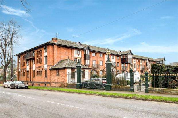 2 Bedrooms Flat for sale in The Maltings, Leamington Spa