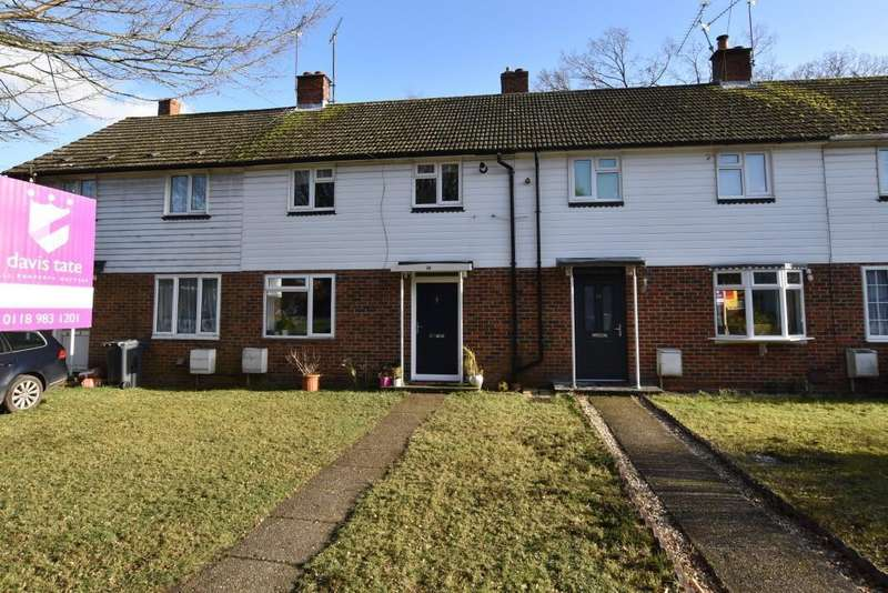 2 Bedrooms Terraced House for sale in Abbotts Road, Burghfield Common, Reading, RG7