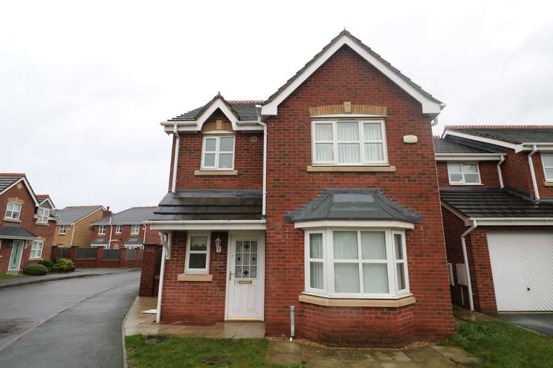 3 Bedrooms Detached House for rent in General Drive, Liverpool