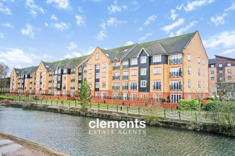 2 Bedrooms Ground Flat for sale in Apsley Lock, Hemel Hempstead