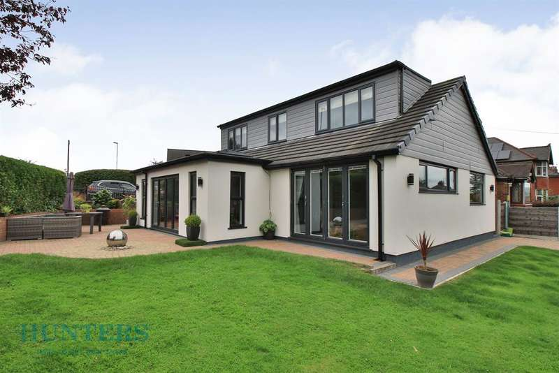 4 Bedrooms Detached House for sale in Milbury Drive, Hollingworth Lake, Littleborough, OL15 0DA
