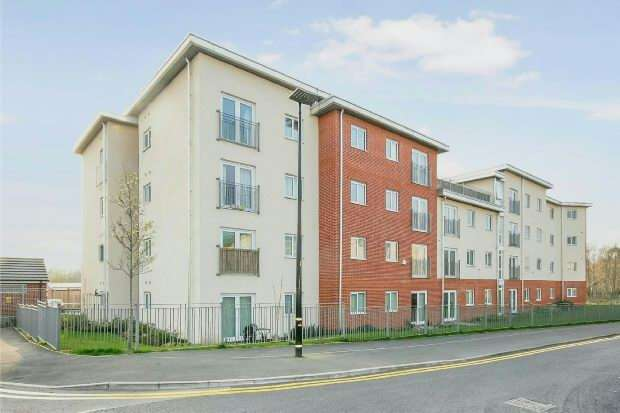 1 Bedroom Apartment Flat for sale in The Bridge, Deansgate Lane, Timperley