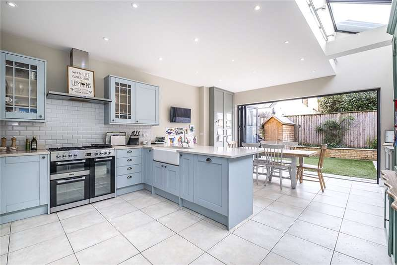 4 Bedrooms Mews House for sale in Edgarley Terrace, London, SW6