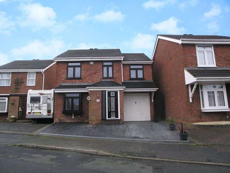 4 Bedrooms Property for sale in BRIERLEY HILL, WITHYMOOR VILLAGE, Royal Close