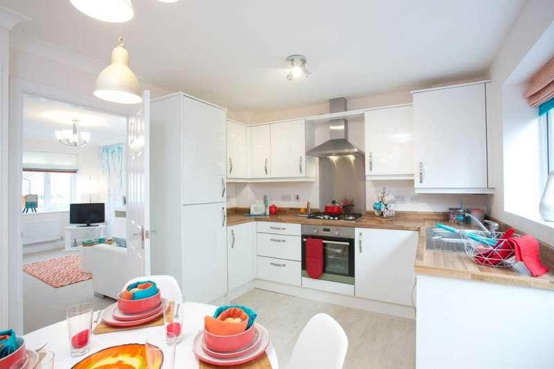 2 Bedrooms Semi Detached House for sale in St John's Walk, Moorland Road, Poulton-Le-Fylde, Lancashire, FY6