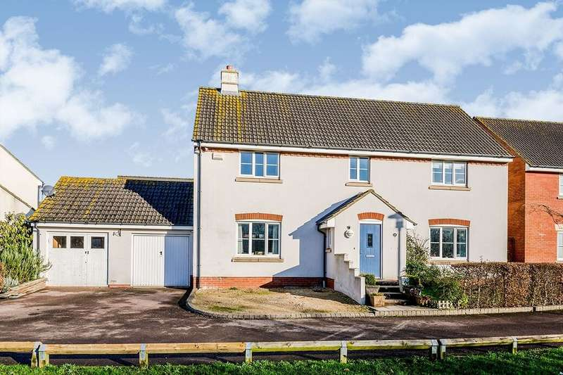 5 Bedrooms Detached House for sale in Tansy Lane, Portishead, Bristol, BS20