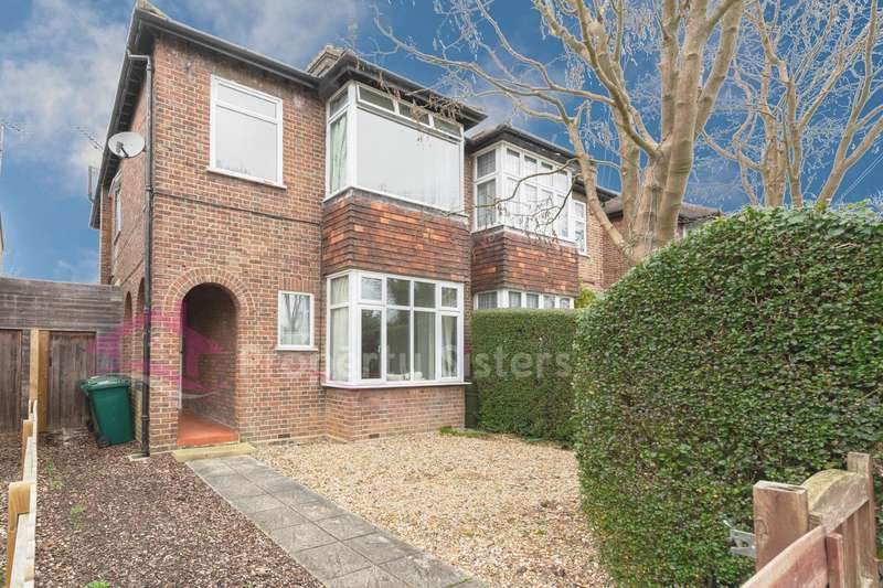 4 Bedrooms Semi Detached House for sale in Sunnydale Gardens, Mill Hill, NW7