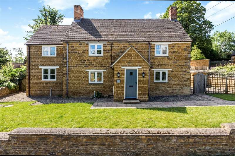 4 Bedrooms Detached House for sale in Clifton, Banbury, Oxfordshire, OX15