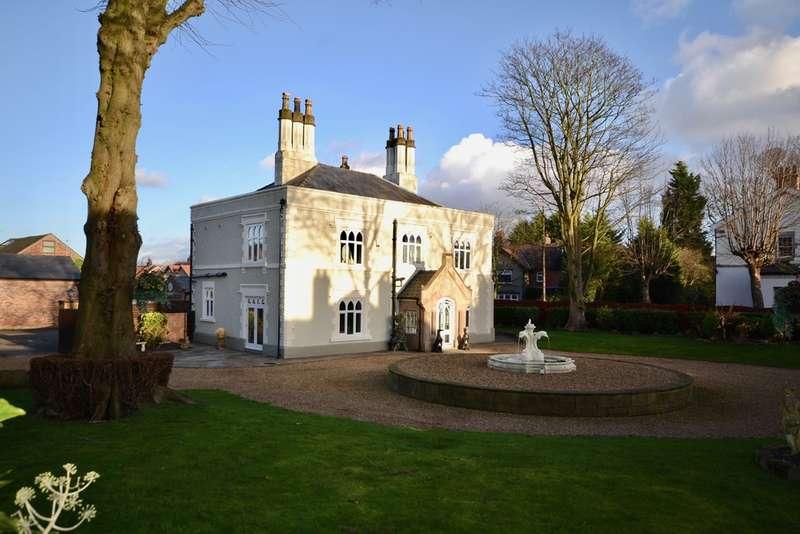 5 Bedrooms Detached House for sale in Cottage Lane, Ormskirk, L39
