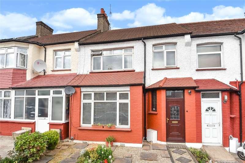 3 Bedrooms Terraced House for sale in Hazelwood Lane, Palmers Green, London, N13