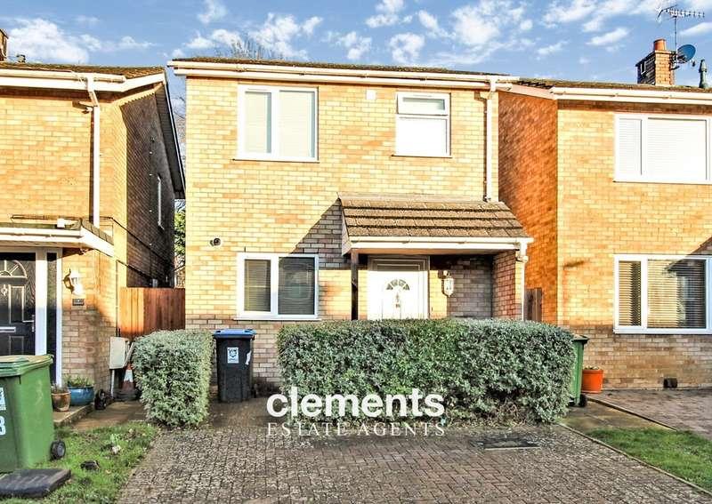 3 Bedrooms Detached House for sale in Pallas Road, Hemel Hempstead