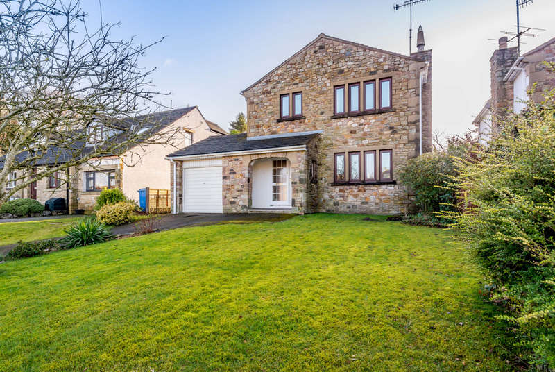 3 Bedrooms Detached House for sale in 12 Manor Close, Burton In Lonsdale
