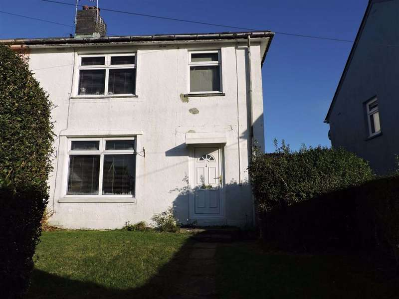 3 Bedrooms Semi Detached House for sale in Heol Penlan, Stop And Call, Goodwick