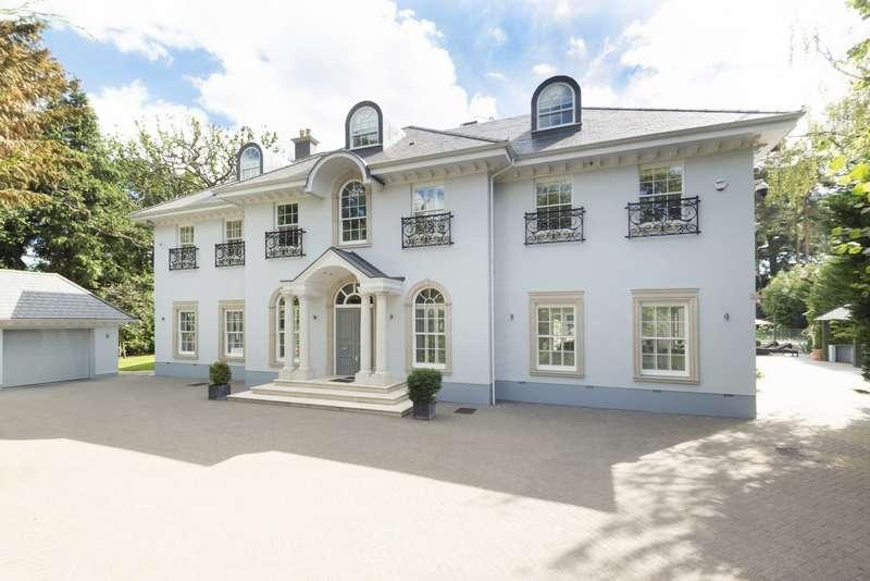 6 Bedrooms Detached House for sale in Egerton Road, Weybridge, KT13
