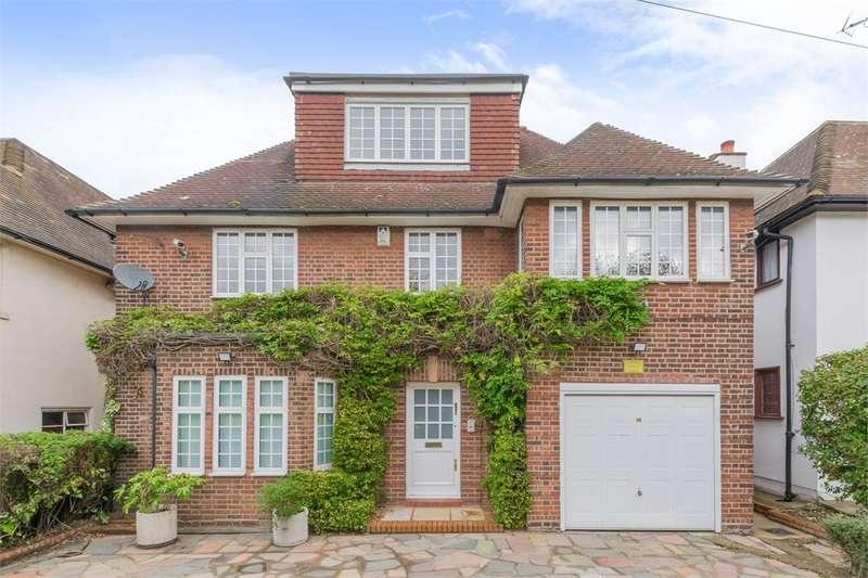 7 Bedrooms Detached House for sale in Aylmer Road, East Finchley, London