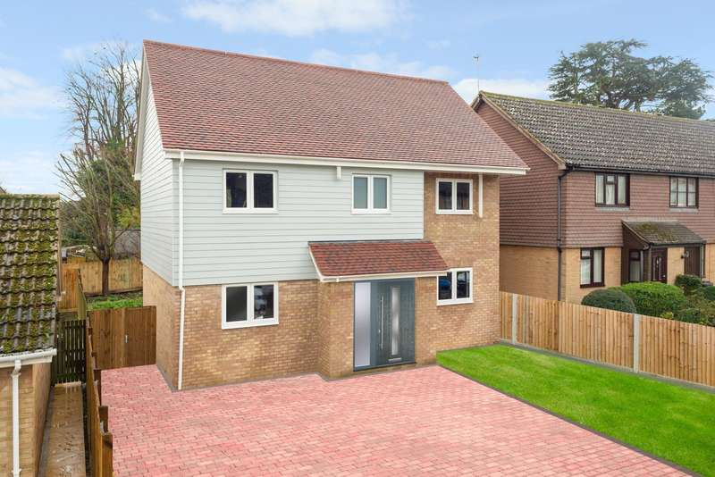 4 Bedrooms Detached House for sale in Rochester Avenue, Canterbury, CT1