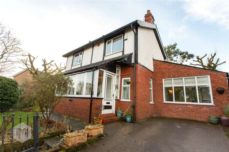 3 Bedrooms Detached House for sale in Tor Avenue, Greenmount, Bury, Greater Manchester, BL8