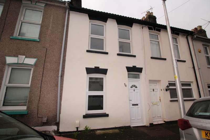 3 Bedrooms House for sale in Seymour Road, Chatham, Kent, ME5
