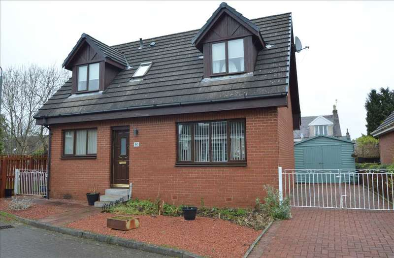 3 Bedrooms Detached House for sale in Poplar Place, Blantyre