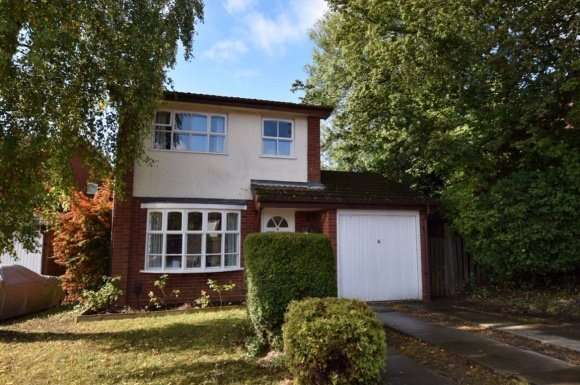 3 Bedrooms Detached House for rent in East Hunsbury, Northampton