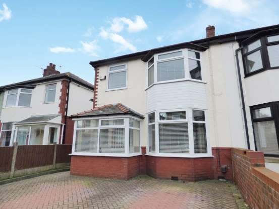 3 Bedrooms Semi Detached House for sale in Trillo Avenue, Bolton, Greater Manchester, BL2 1LU