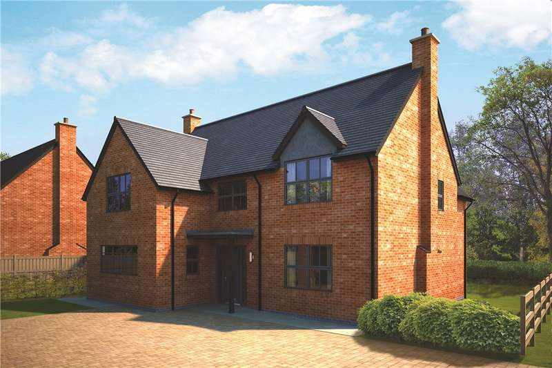 4 Bedrooms Detached House for sale in The Old Piggeries, Church Lane, Wighill