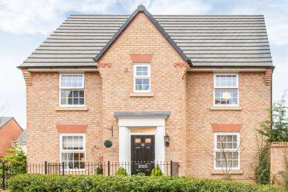 4 Bedrooms Detached House for sale in Parn Close, Crewe, Cheshire