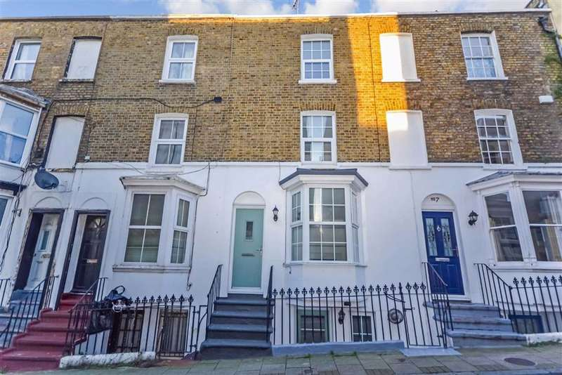 4 Bedrooms Terraced House for sale in Abbots Hill, Ramsgate, Kent