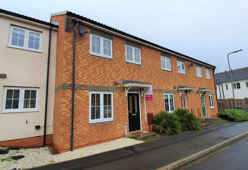 3 Bedrooms Terraced House for sale in Verbena Drive, Billingham, TS23 2EY