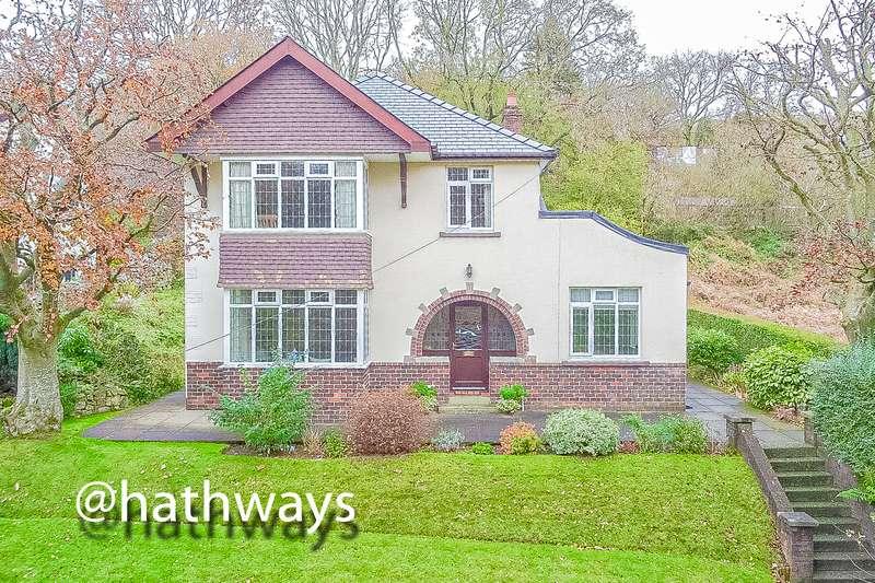 3 Bedrooms Property for sale in Capel Newydd Road, Pontypool