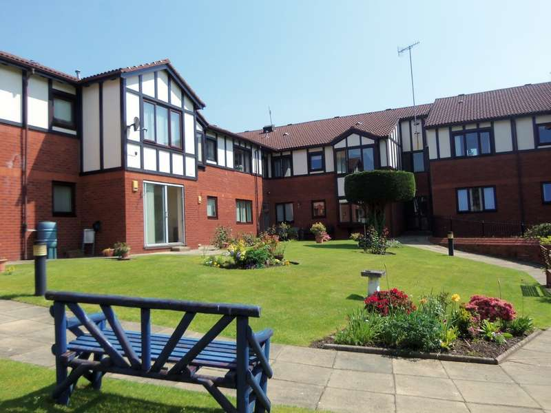2 Bedrooms Apartment Flat for sale in Quarry Street , Woolton, Liverpool L25