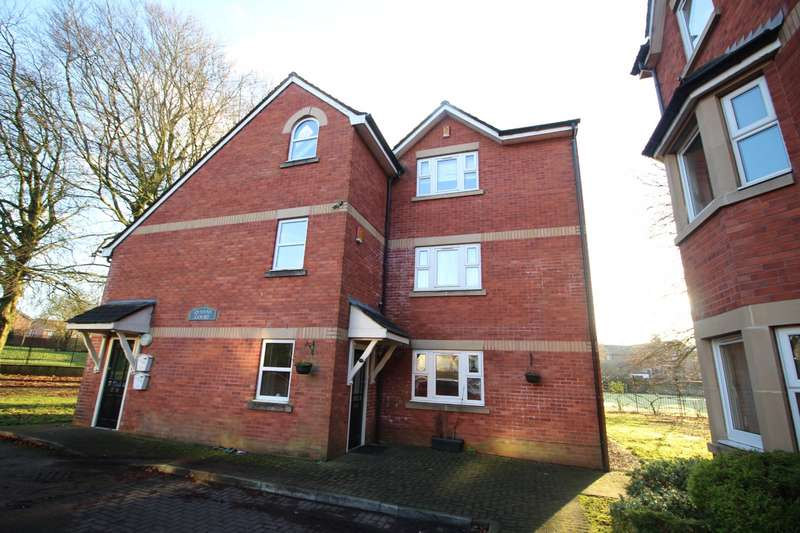 2 Bedrooms Apartment Flat for sale in The Parklands, Stoneclough15, Radcliffe, Manchester, M26