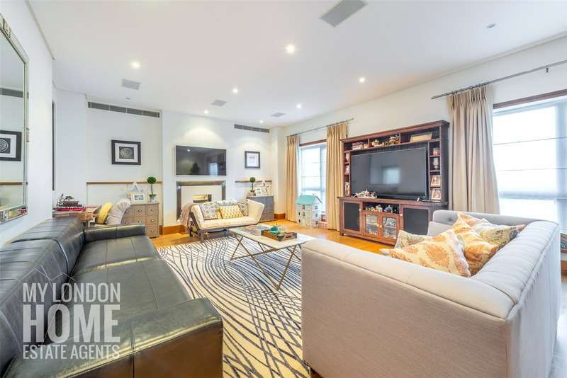 4 Bedrooms House for sale in Collection Place, 96 Boundary Road, St John's Wood, NW8