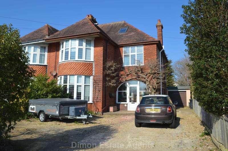 5 Bedrooms Semi Detached House for sale in Foster Road, Alverstoke