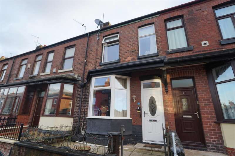3 Bedrooms Terraced House for sale in Mary Street East, Horwich, Bolton