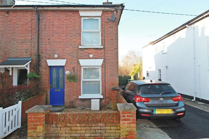 2 Bedrooms End Of Terrace House for sale in Woolston Road, Netley Abbey, Southampton, SO31 5FN