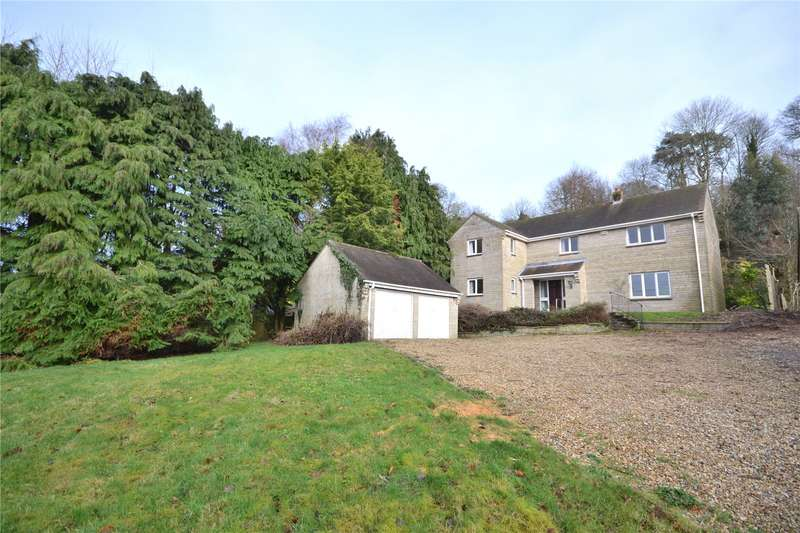 4 Bedrooms Detached House for sale in Breach Lane, Shaftesbury, Dorset, SP7