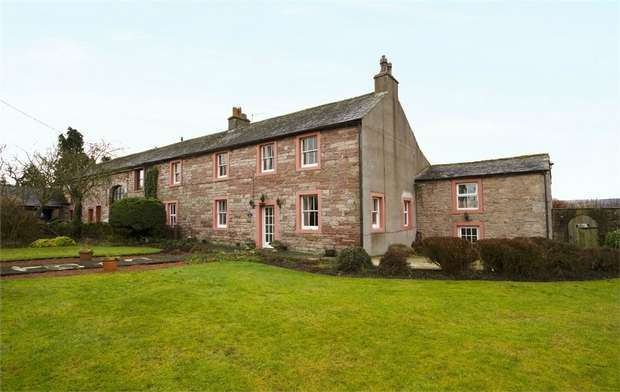 4 Bedrooms Detached House for sale in Clifton, Clifton, Penrith, Cumbria